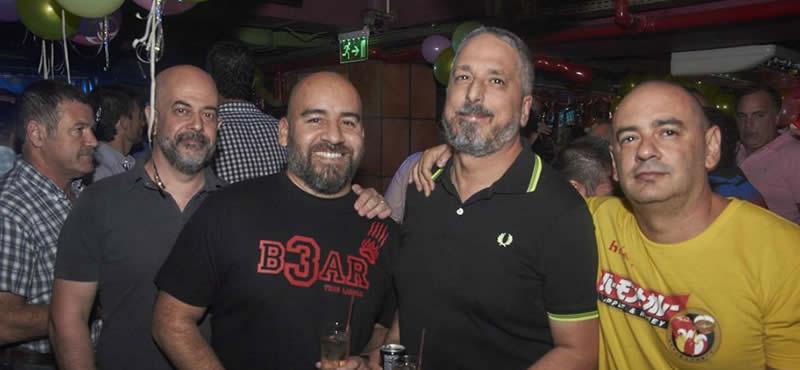 Contramano gay bar Buenos Aires