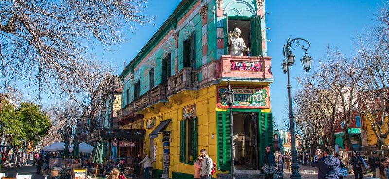 Caminito Buenos Aires Tour
