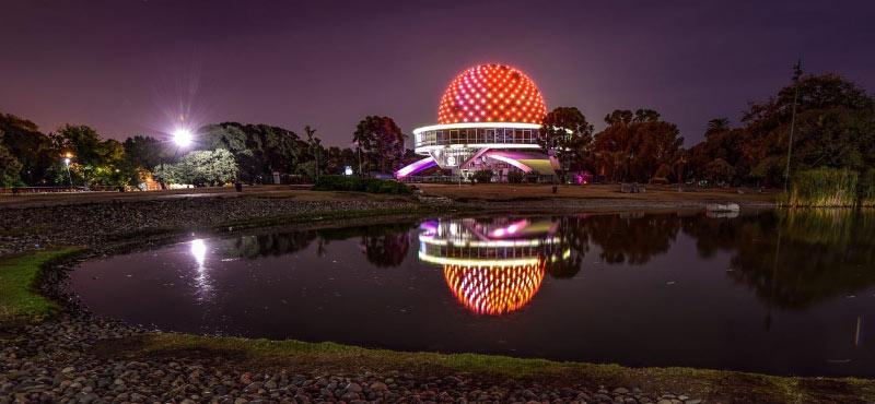 The Planetarium Buenos Aires