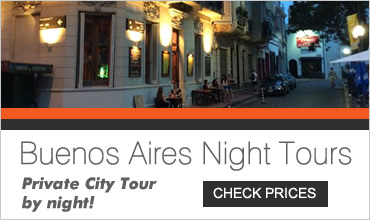 Buenos Aires Night Tour