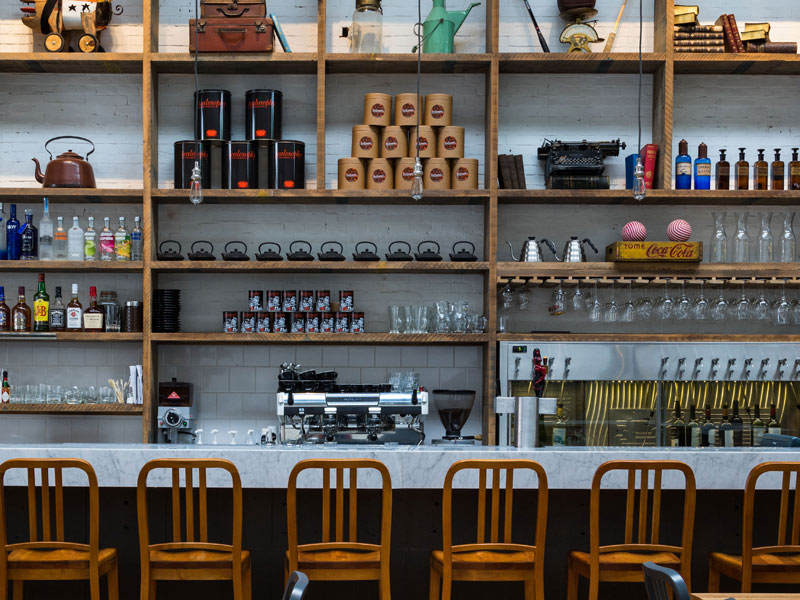 Brandon Restaurant Buenos Aires