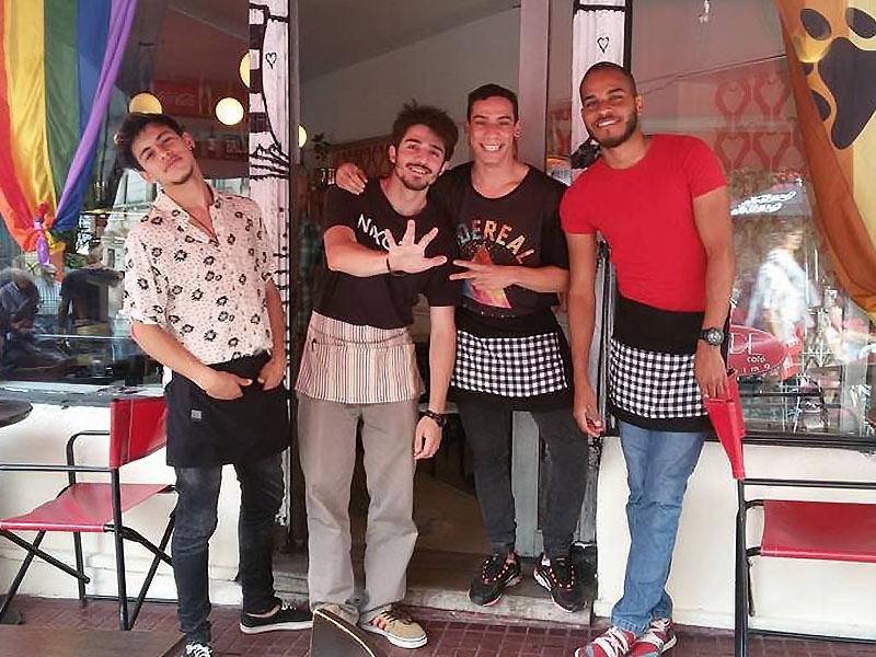 Pride Cafe